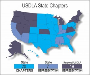 USDLA State Chap Map Sep 2015b