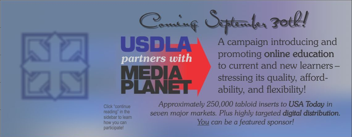 USDLA/Media Planet USA Today Insert Opportunity