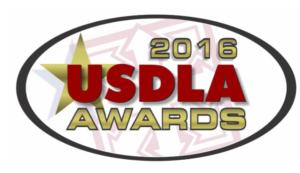 2016 USDLA Award Logo