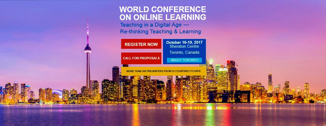 2017 ICDE World Conference