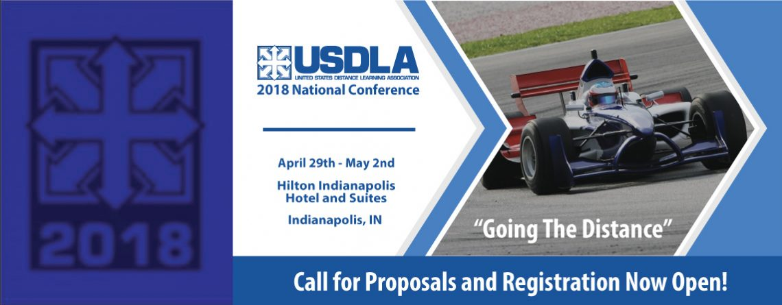 USDLA 2018 Call For Proposals