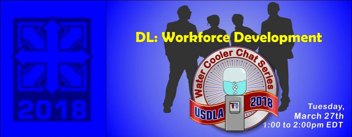 USDLA Water Cooler Chat Series