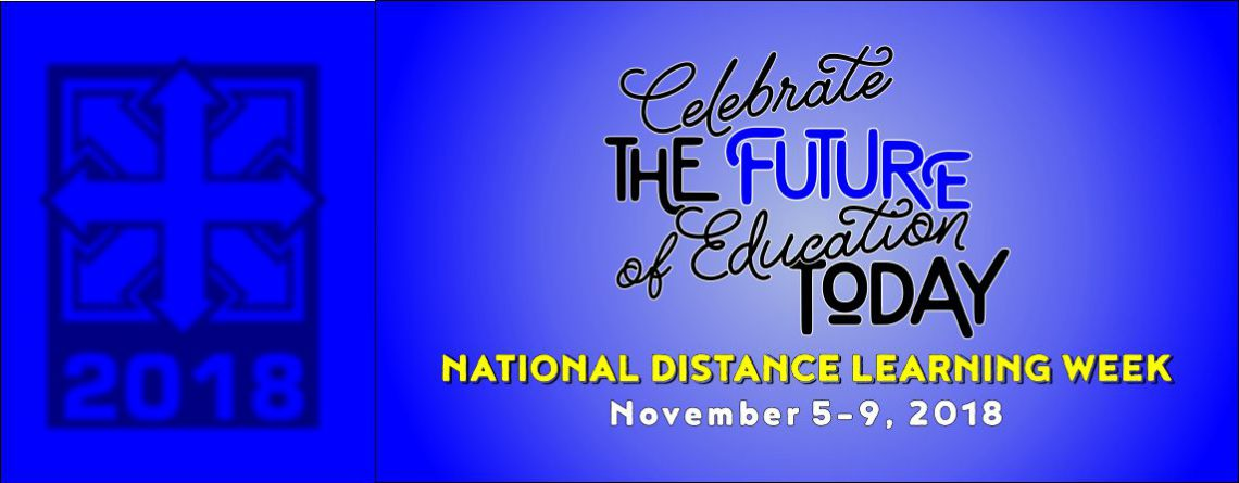 2018 National Distance Learning Week