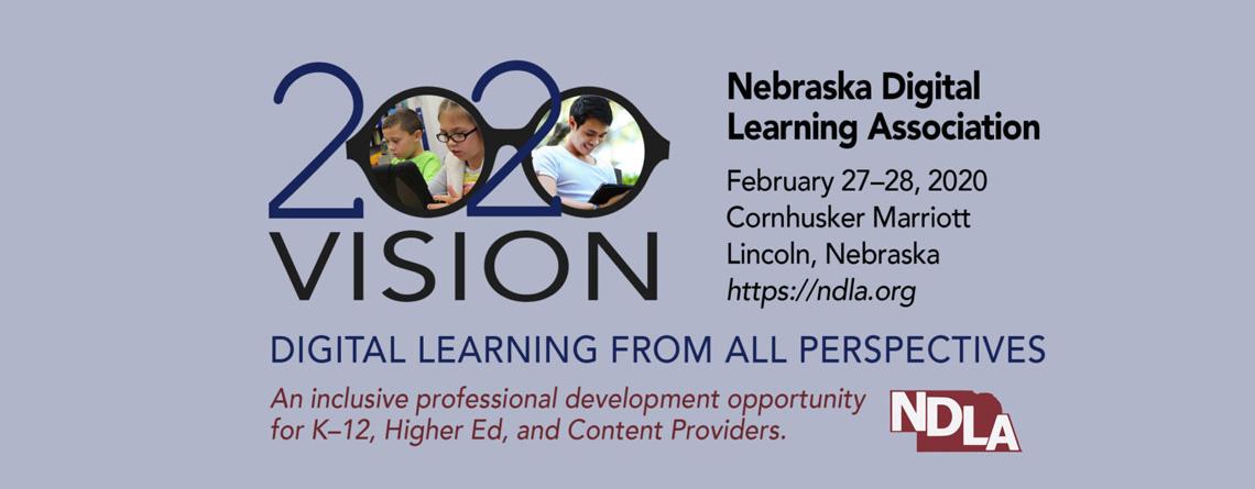 Nebraska Digital Learning Association Conference
