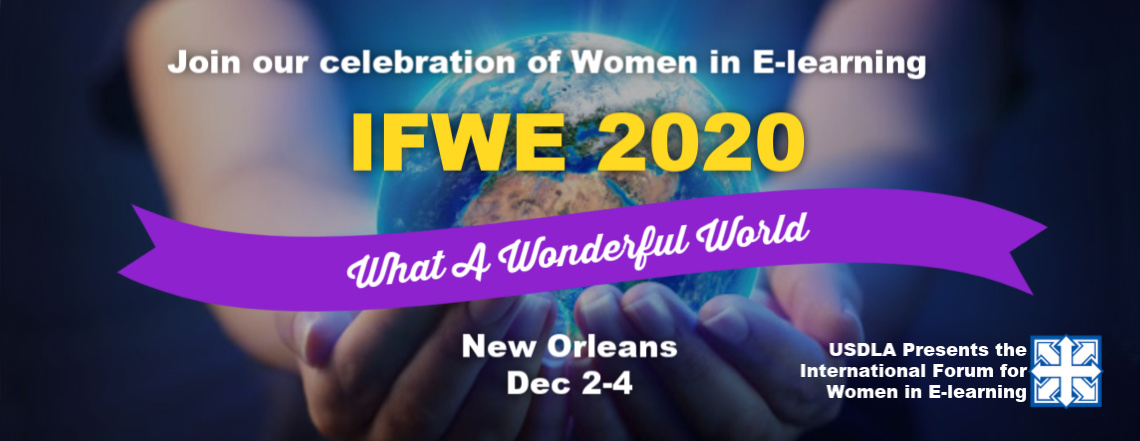 IFWE 2020 - What A Wonderful World