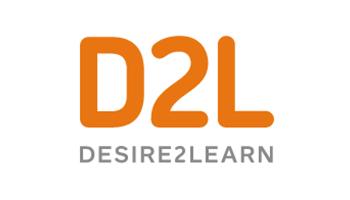 Gold Sponsor: Desire 2 Learn