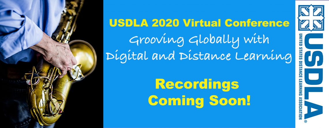 Usdla United States Distance Learning Association