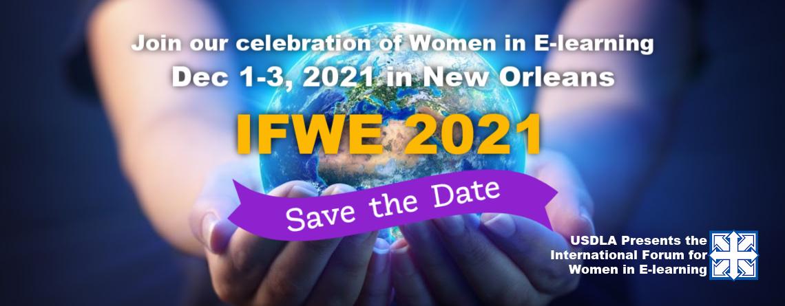 2021 IFWE